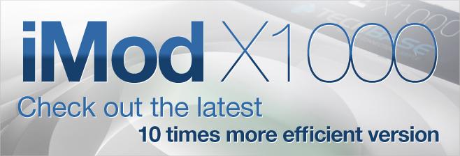 iMod X1000 - moduł telemetryczny