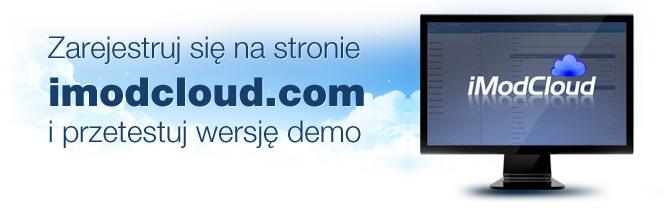 iModCloud - dedykowany system internetowy