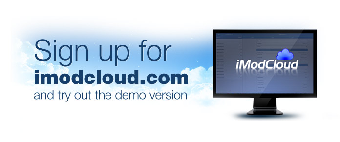 iModCloud - dedicated cloud service