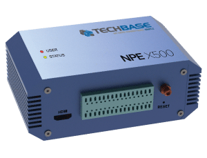 NPE X500 - Programmable automation controller